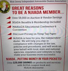 how much can a dealer discount a new car new jersey independent automobile dealers association njiada