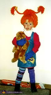 pippi longstocking costume cutest pippi longstocking costume for
