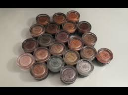 mac permanent paint pot collection youtube
