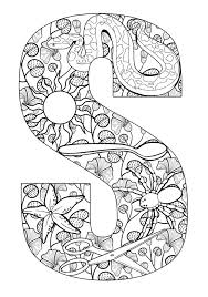 trend letter coloring pages 36 seasonal colouring pages