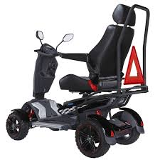 ev rider vita monster mobility scooter