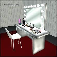 lights for vanity table makeup vanity sets with lights stop varikoz pro