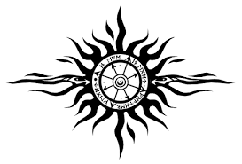 chaos sun design by stardrop on deviantart