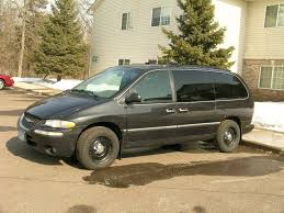 chrysler minivan what did you do to your chrysler minivan today