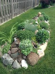 25 beautiful rock border ideas on pinterest rock garden borders