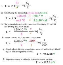 membrane potential definition equation u0026 calculation video