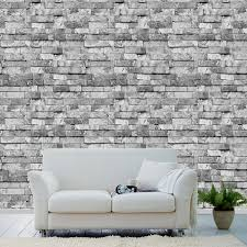 wallpaper design batu bata stone wallpaper ideas airstone lowes faux fieldstone panels home