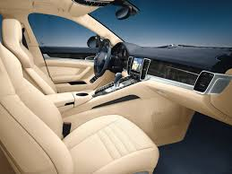Porsche Panamera Interior - porsche panamera interior officially revealed autoevolution