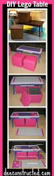 Lego Table With Storage For Older Kids 44 Best Kids Rooms Images On Pinterest Children Home And 3 4 Beds