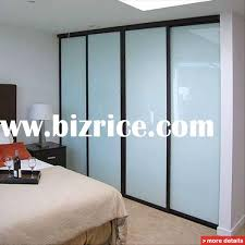 Frosted Glass Sliding Closet Doors Top Sliding Glass Closet Doors On Frosted Glass Sliding Closet