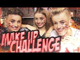 Challenge Kaiko Malujemy Wiki Make Up Challenge W Kaiko Wiki