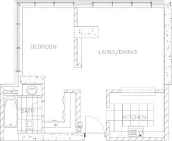 floor plan studio type delta properties bunyan tower