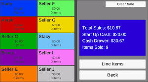 garage sale checkout android apps on google play