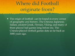 football by hassan al thani class 8d where did football