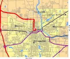 area code map of michigan 49007 zip code kalamazoo michigan profile homes apartments