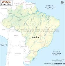 parana river map river map