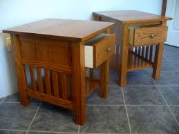 How To Make End Tables by Craftsman Style End Tables Done Ravenview