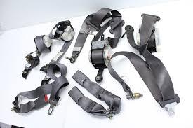 subaru seat belt 1998 2001 subaru impreza 2 5 rs gc8 front u0026 rear seat belts set