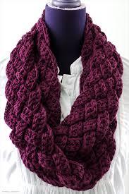 braided scarf rapunzel scarf pattern by kristen hein strohm crochet braid