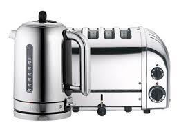 Black Kettle Toaster Set Buy Dualit Classic Kettle U0026 4 Slice Toaster Bundle At The Homestore