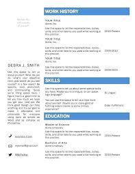 word layout templates free download free download resume format free downloadable resume template