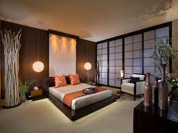 bedroom japanese inspired feminine bedroom design with flower
