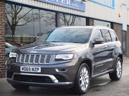 diesel jeep grand cherokee second hand jeep grand cherokee 3 0 crd summit auto for sale in