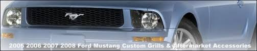 2005 ford mustang gt accessories ford mustang accessories