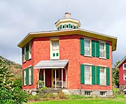 Octogon House octagon house and farm bed u0026 breakfast 34055 state highway 10