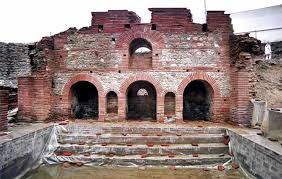 ancient roman bath haemus center for scientific research and