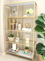 bookcase ikea metal and wood bookcase bookshelf inspiring ikea