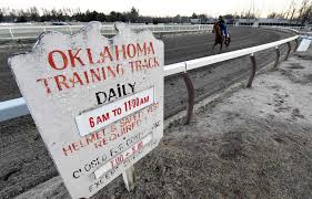the oklahoma track opens up for horses horsemen times