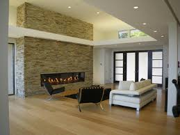 Chic Decorating Ideas Using Brown Valance And U Shaped White - Rectangular living room decorating ideas