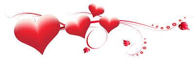 valentine u0027s day hearts decoration transparent png clip art image
