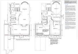 extension plans u2013 modern house