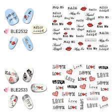 lacquered lawyer nail art blog my beating heart love letter nail