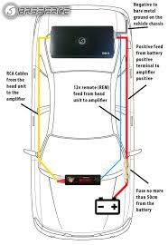 car audio amp wiring diagrams in diagram saleexpert me