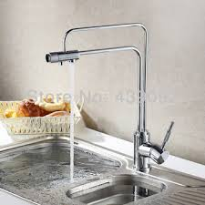 kitchen faucet with built in water filter buy newest kitchen sink faucet with built in water filter and deck