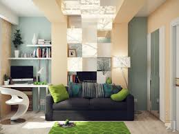 Small Home Design Inspiration by A Small Home Office In The Living Room Inspiring Home Offices