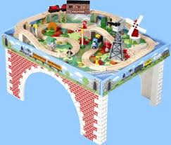 thomas the train wooden track table thomas and friends train table set up the best table of 2018