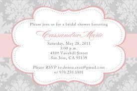 bridal brunch invitations template designs bridal shower invitations blank templates with simple