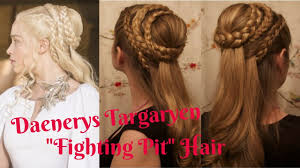 daenerys style hair game of thrones hair daenerys targaryen season 5 youtube