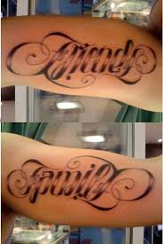 ambigram family i want this font style but with