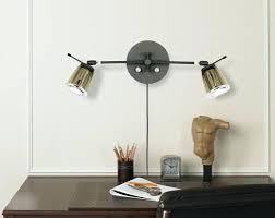 wall mounted plug in lights image plug vanity lights plug in bathroom lighting vanity lights