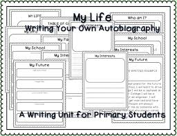 ks2 literacy biography and autobiography 62 best writing images on pinterest autobiography project
