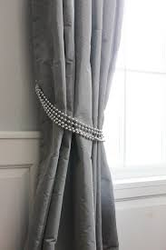 Curtain Holdbacks Home Depot by Diy Decorative Curtain Tie Backs Goodwill Industries Of The
