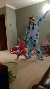 Monster Baby Halloween Costume 25 Mother Daughter Costumes Ideas Mother