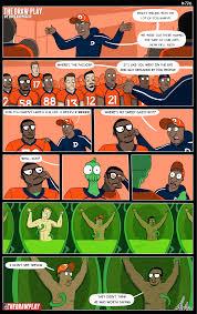 Broncos Suck Meme - the dark secret behind the broncos recent failures the draw play