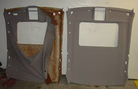 How To Fix Car Upholstery Roof Bmw E36 3 Series Headliner Replacement 1992 1999 Pelican