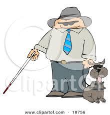 Blind Man Cane Old Blind Man Clipart 15